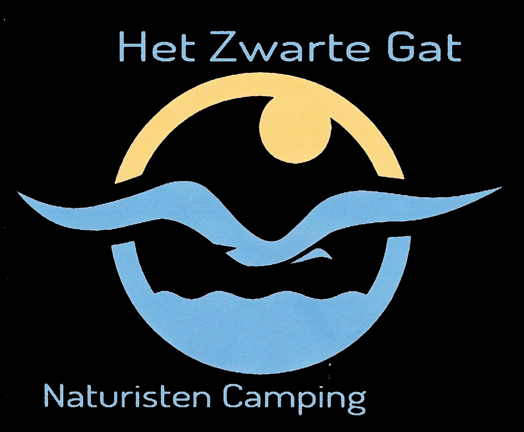 Camping Het Zwarte Gat Logo